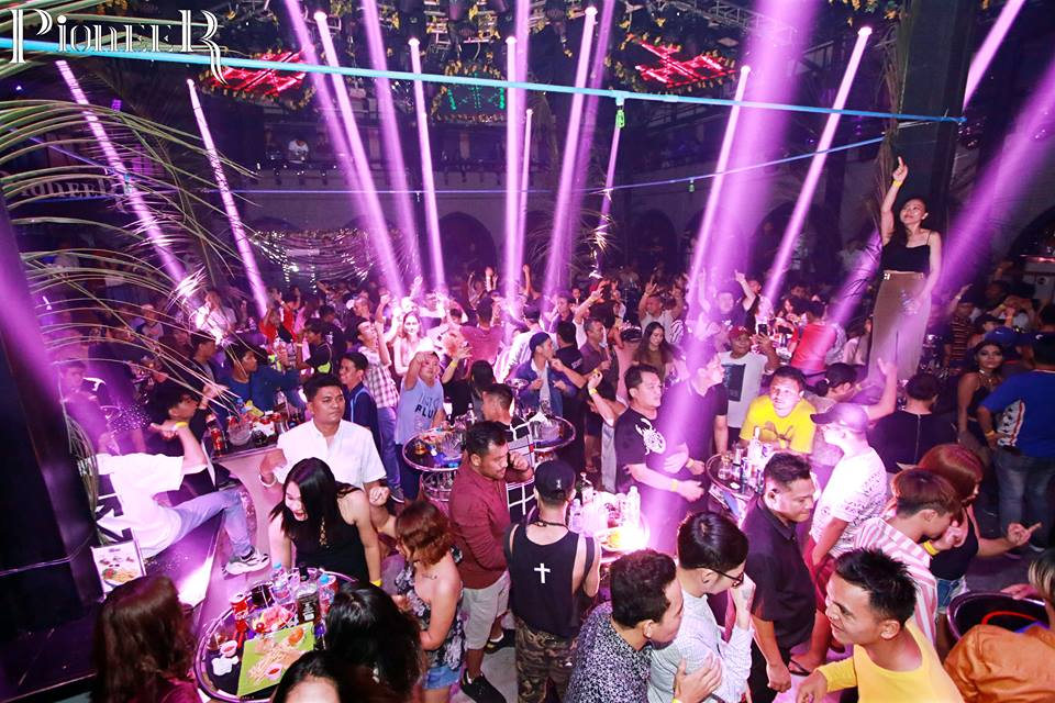 Pioneer Night club – Explore Yangon
